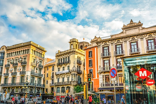 Wander Around The City The Most Beautiful Streets In Barcelona Barcelona Beach Hotels