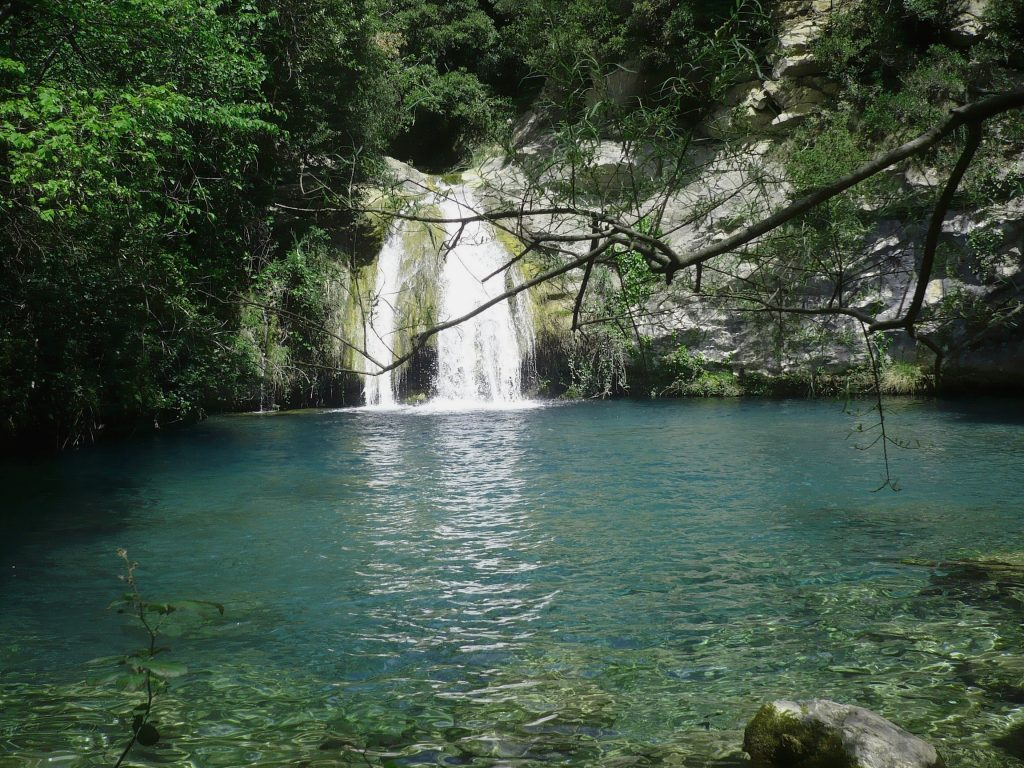 The most beautiful natural pools close to Barcelona